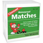 Coghlan's Waterproof Matches (10 Box Pack)