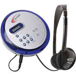 Califone CD-102 Portable CD Player