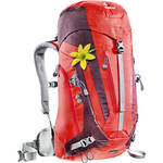 Deuter Sport ACT Trail 28L SL Backpack (Fire/Aubergine)