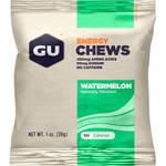 GU Energy Labs Energy Chews (24-Pack, Watermelon)