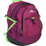 High Sierra Fatboy Revamp Backpack (Razzamataz / Berry Blast / Lime)