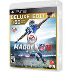 Electronic Arts Madden NFL 16 Deluxe Edition (PS3)