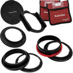 FotodioX WonderPana Absolute Core Unit Kit for Nikon 14-24mm Lens with Pro 130mm Filter Holder