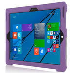 Incipio Feather Advance Ultra Thin Snap-On Case for Microsoft Surface Pro 3 (Purple)