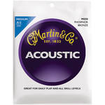 MARTIN Acoustic Phosphor Bronze Guitar Strings (13-56 Gauge, 6-String Set)