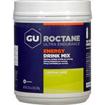 GU Energy Labs Roctane Energy Drink Mix (12-Serving Canister, Lemon Lime)