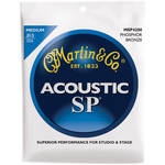 MARTIN Acoustic SP Phosphor Bronze Guitar Strings (13-56 Gauge)