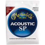MARTIN Acoustic SP Phosphor Bronze Guitar Strings (10-25 Gauge)