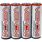 Venom Group 2400mAh AA NiMH Rechargeable Batteries (4-Pack)