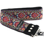 Capturing Couture Harmony Bohemian Collection Guitar Strap