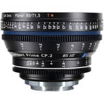 Zeiss Compact Prime CP.2 85mm/T1.5 Super Speed EF Mount with Imperial Markings