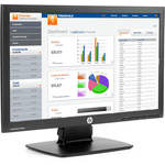 "HP P202m 20"" Widescreen LED Backlit ProDisplay Monitor (Integrated Speakers)"