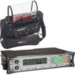 Sound Devices 744T 4-Channel Portable Audio Recorder & Carry Bag Kit