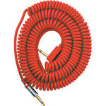 VOX VCC Vintage Coiled Cable (29.5', Red)