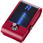 Korg Pitchblack Custom Pedal Tuner (Red)