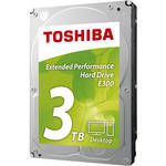 "Toshiba 3TB E300 Desktop 5940 rpm SATA III 3.5"" Internal Hard Drive"