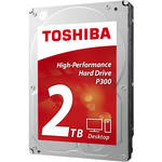 "Toshiba 2TB P300 Desktop 7200 rpm SATA III 3.5"" Internal Hard Drive"