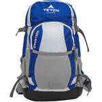TETON Sports Oasis1200 Hydration Backpack (Blue/Gray)