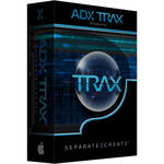 AUDIONAMIX ADX TRAX 3 - Non-Destructive Audio Source Separation Software (Download)