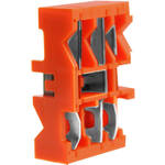 "Paladin Tools Blade Cassette for CST Coax Stripper (Orange, Strip Lengths 0.327"" and 0.146"")"