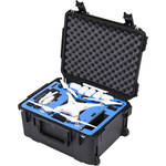 Go Professional Cases DJI Phantom 3 Plus Watertight Hard Case with Wheels