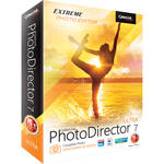 CyberLink PhotoDirector 7 Ultra (DVD)