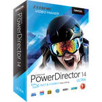 CyberLink PowerDirector 14 Ultra (DVD)