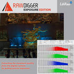 RawDigger RawDigger Software, Exposure Edition (Download)
