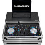 Marathon MA-XDJR1LT Flight Road Case with Laptop Shelf for Pioneer XDJR1 DJ Controller