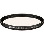 Nikon 58mm Filter NC (Neutral Clear)