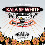 KALA Kala Pearls Micro-Wound Ukulele Strings (Concert Low G)