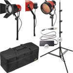 Ianiro Varibeam and Gulliver 3-Light LED Daylight/Tungsten Kit