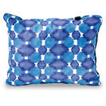 Therm-a-Rest Compressible Travel Pillow (Large, Indigo Dot)