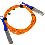 ATTO Technology QSFP to QSFP Active Ethernet Cable (16.4')