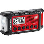 Midland E+Ready ER310 Emergency Crank Weather Alert Radio