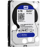"WD 6TB Blue 3.5"" Hard Drive"