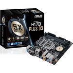 ASUS H170I-Plus D3 LGA1151 Mini-ITX Motherboard