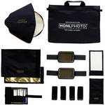 Honl Photo 16-Piece Master Small Flash Lighting Kit