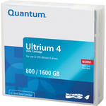 Quantum MR-L4MQN-20 LTO Ultrium 4-Tape Cartridge Library Pack of 20 (800/1600GB)