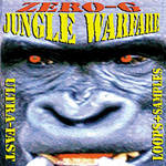 Zero-G Jungle Warfare Volume 1 - Sample Library (Electronic Download)