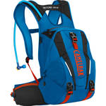 CAMELBAK Skyline 10LR MTB Low Rider Pack (3L Antidote Reservoir, Imperial Blue/Black/Ember)