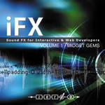 Zero-G iFX Midget Gems: Sound FX for Interactive & Web Developers - Sample Library (Electronic Download)