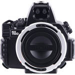 Sea & Sea RDX-750D Underwater Housing (Black) for Canon EOS REBEL T6i / 750D DSLR Camera