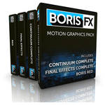 Boris FX Motion Graphics Pack for Avid (Download)