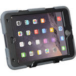 Griffin Technology Survivor All-Terrain Case for iPad mini 4 (Smoke 2/Blue)