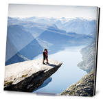 "WhiteWall Photo Print & Acrylic Stand Desk Frame Order Kit (4 x 4"")"