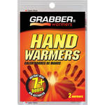 Grabber Mini Hand Warmers - Single-Use Air-Activated Heat Packs (One Pair)