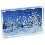 "Adventa Snowblox Image Display (4 x 6"")"