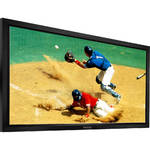 "GrandView LF-PU109WWB7B Prestige 58 x 92"" Fixed Frame Projection Screen"