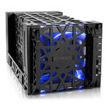 Icy Dock Black Vortex 4-Bay USB 3.0 JBOD Enclosure